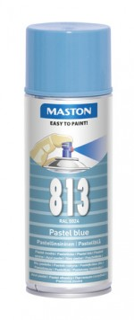 Spraypaint 100 Pastel Blue 813 400ml RAL5024
