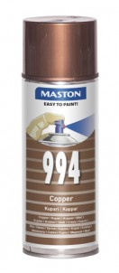 Spraypaint 100 Copper 994 400ml