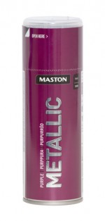 Spraypaint Metallic Purple 400ml
