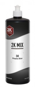 2K MIX 30 Phtahlo Blue 1L