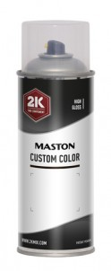 2K MIX Maston Prefill spray Kiiltävä 400ml naaras