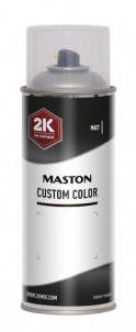 2K MIX Maston Prefill spray Matta 400ml naaras