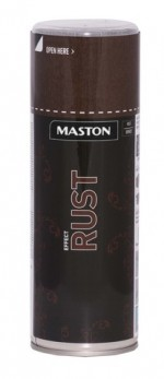 Spraymaali Rust effect 400ml