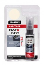 Paint CarColor Touch-up 12ml 121040 White