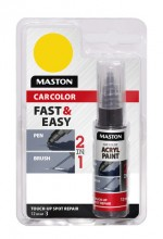 Paint CarColor Touch-up 12ml 122005 Yellow