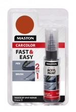 Paint CarColor Touch-up 12ml 124005 Red