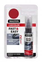 Paint CarColor Touch-up 12ml 124015 Red