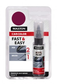 Maali CarColor Touch-up 12ml 124020 Red