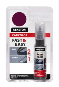 Maali CarColor Touch-up 12ml 124030 Red