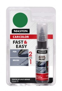 Maali CarColor Touch-up 12ml 126005 Green