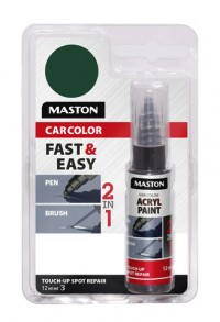 Maali CarColor Touch-up 12ml 126010 Green