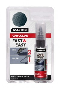 Maali CarColor Touch-up 12ml 126015 Green metallic