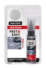 Paint CarColor Touch-up 12ml 127015 Silver metallic