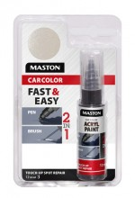 Paint CarColor Touch-up 12ml 127020 Silver metallic