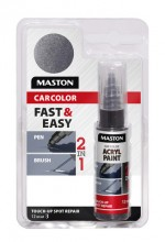 Paint CarColor Touch-up 12ml 127050 Silver metallic