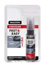 Paint CarColor Touch-up 12ml 121030 White