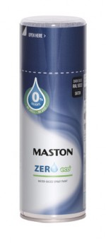 Spraypaint Zero Dark Blue RAL5013 400ml