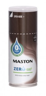 Spraypaint Zero Brown RAL8014 150ml