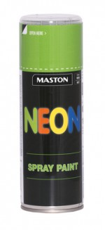 Spraypaint NEON Green 400ml