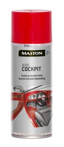 Spray Cockpit Auto 400ml
