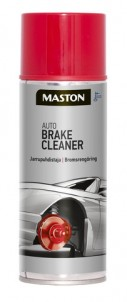 Spray Brake Cleaner Auto Bromsrengöring 400ml