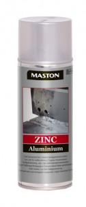 Spray Aluminium Zinc 400ml