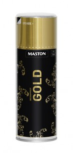 Sprayfärg Gold 400ml
