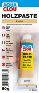 Wood filler 1 Natur 60g