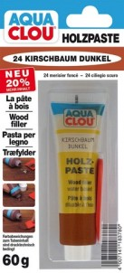 Wood filler 24 cherrytree 60g
