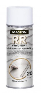 Spraypaint RR 20 white 400ml