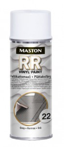 Spraypaint RR 22 grey 400ml