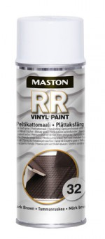 Spraypaint RR 32 dark brown 400ml