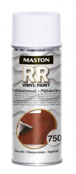 Spraypaint RR 750 Tile red 400ml