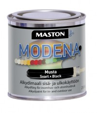 Paint Modena Black 250ml