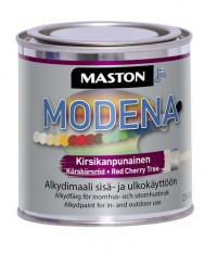 Paint Modena Cherry tree red 250ml