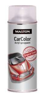 Spraypaint CarColor 101100 400ml