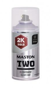 Spraypaint Maston 2K Two Lacquer Gloss 150ml
