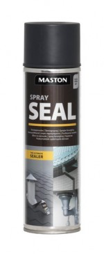 Spray Seal Black 500ml