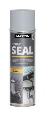 Spray Seal Dark Grey 500ml
