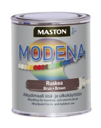 Paint Modena Brown 1l