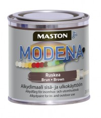 Paint Modena Brown 250ml