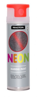 Markingspray NEON Red 500ml