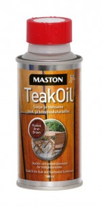 Teak Oil 180ml brown