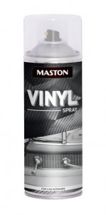 Spraypaint Vinyl Signal Black 400ml