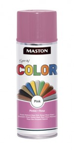 Spraypaint Color Pink 400ml