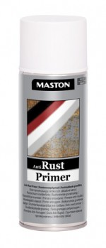 Rust-primer spray Белый 400ml
