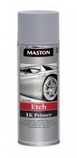 Maston 1K-fyllprimer harmaa 400ml