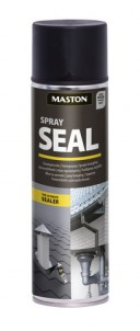 Spray Seal Tummanruskea 500ml