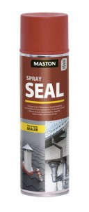 Spray Seal Terracotta Red 500ml