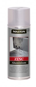 Spray Ljus zink 400ml